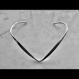 Jewelry - Sterling Silver Choker